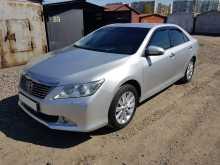 Новокузнецк Toyota Camry 2012