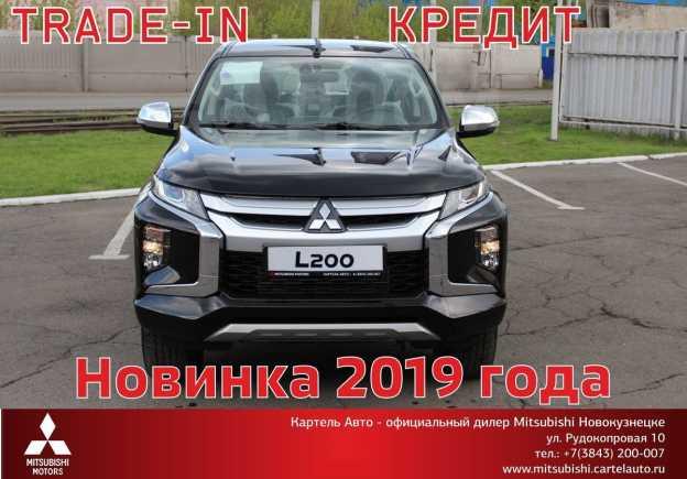 Mitsubishi L200, 2019 год, 2 517 000 руб.
