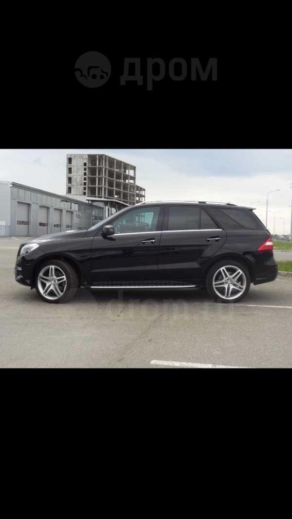 Mercedes-Benz M-Class, 2014 год, 2 250 000 руб.