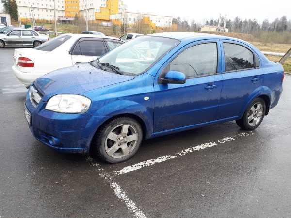 Chevrolet Aveo, 2007 год, 170 000 руб.