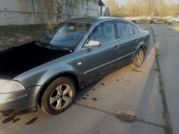 Volkswagen Passat, 2001 год, 160 000 руб.