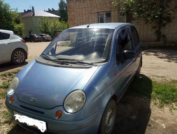 Daewoo Matiz, 2007 год, 80 000 руб.