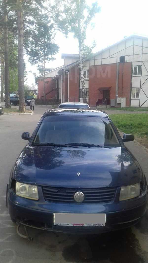 Volkswagen Passat, 1999 год, 75 000 руб.
