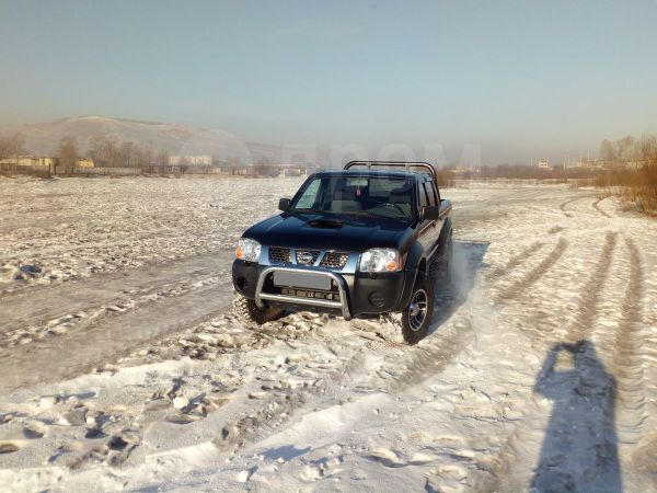 Nissan NP300, 2009 год, 780 000 руб.