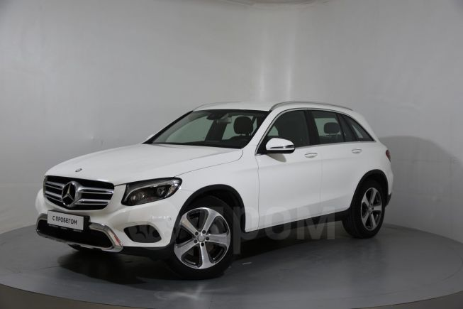 Mercedes-Benz GLC, 2016 год, 2 320 000 руб.