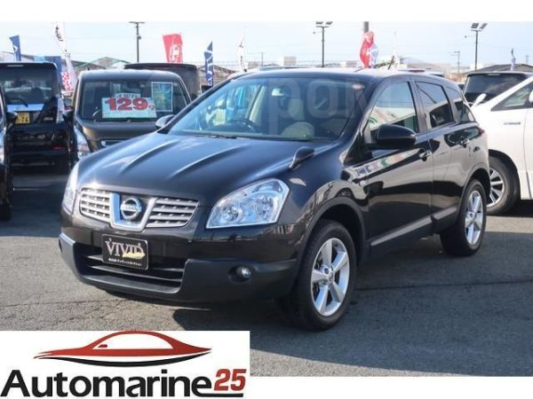 Nissan Dualis, 2008 год, 280 000 руб.