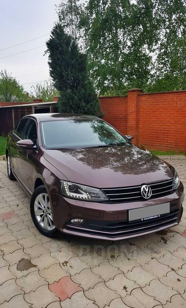 Volkswagen Jetta, 2016 год, 760 000 руб.