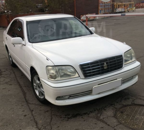 Toyota Crown, 2002 год, 80 000 руб.