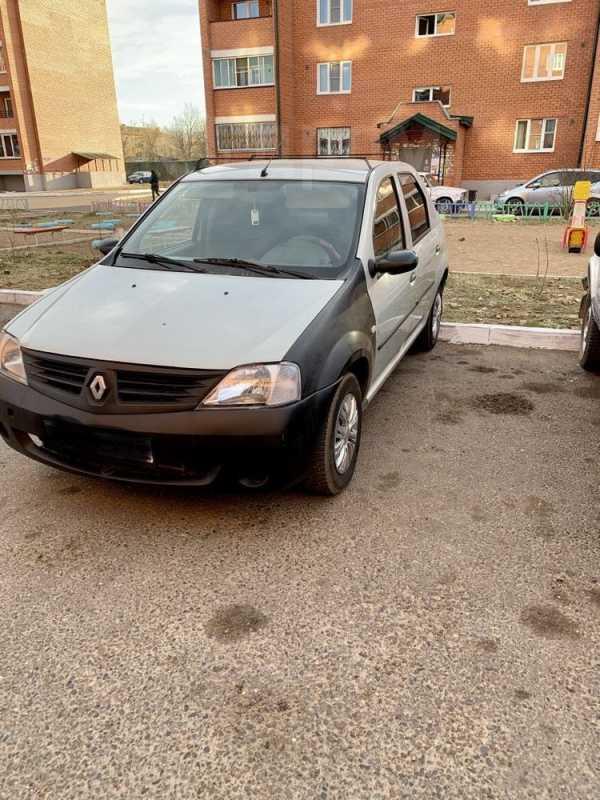 Renault Logan, 2007 год, 175 000 руб.