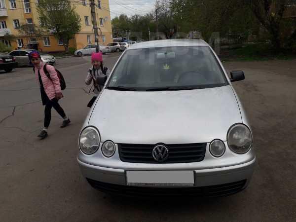 Volkswagen Polo, 2002 год, 139 000 руб.