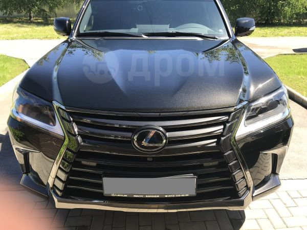Lexus LX450d, 2018 год, 6 450 000 руб.