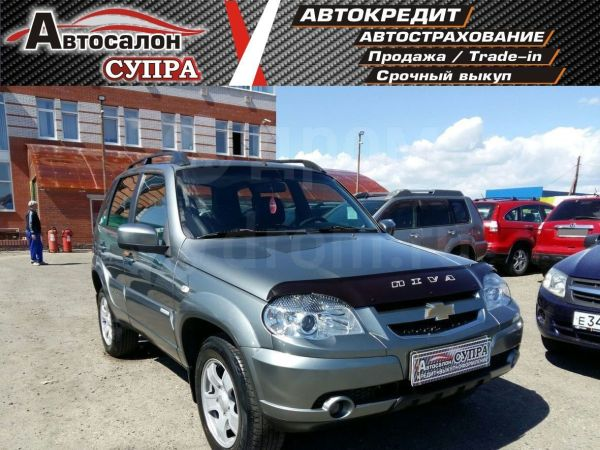 Chevrolet Niva, 2012 год, 422 000 руб.