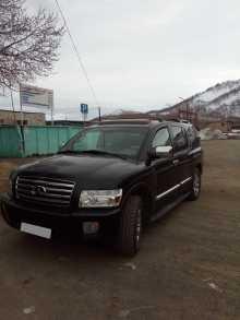 Петропавловск-Камч... QX56 2004