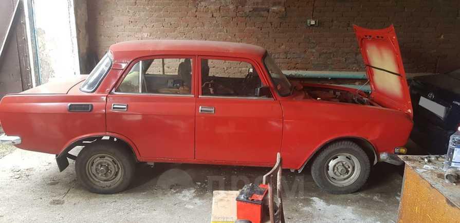 Москвич 2140, 1984 год, 25 000 руб.