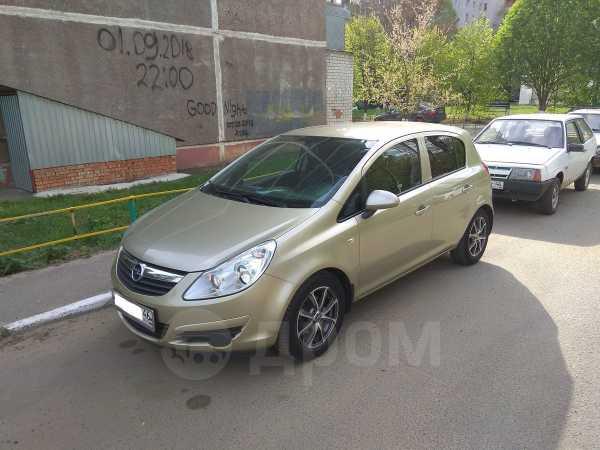 Opel Corsa, 2008 год, 325 000 руб.
