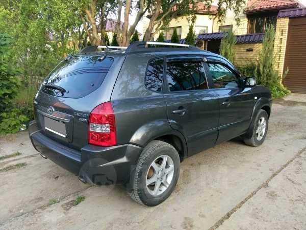Hyundai Tucson, 2008 год, 520 000 руб.