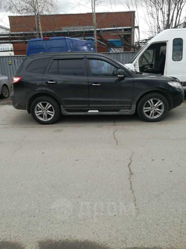 Hyundai Santa Fe, 2008 год, 6 000 руб.