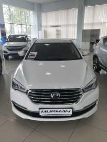Курган Lifan Murman 2018