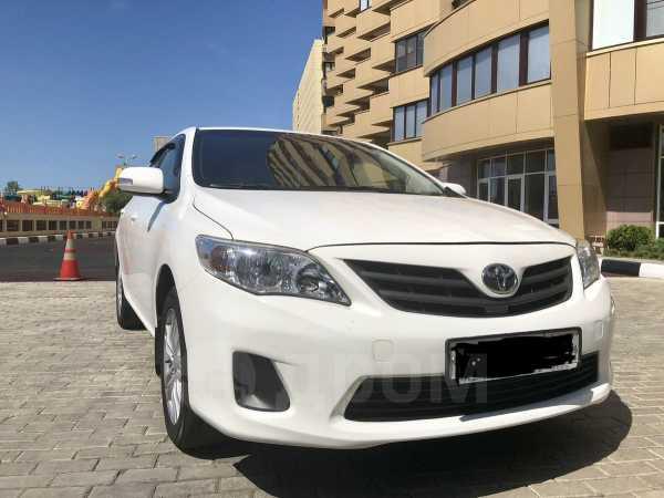 Toyota Corolla, 2013 год, 649 000 руб.