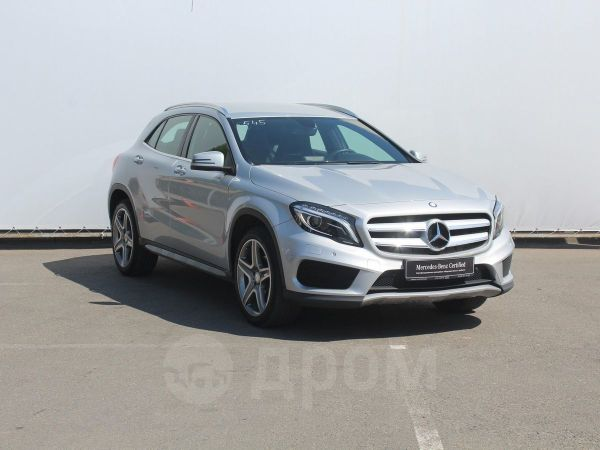 Mercedes-Benz GLA-Class, 2015 год, 1 495 000 руб.