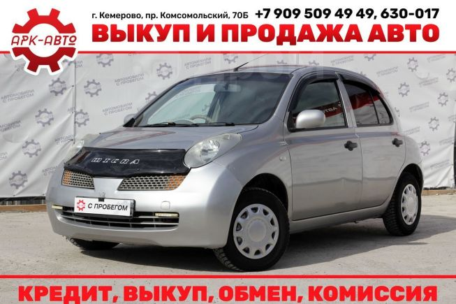 Nissan March, 2003 год, 179 000 руб.