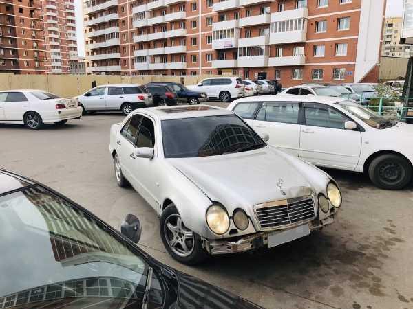 Mercedes-Benz E-Class, 1998 год, 80 000 руб.