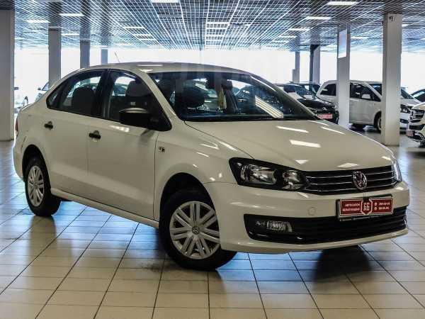 Volkswagen Polo, 2018 год, 629 500 руб.
