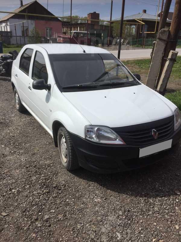 Renault Logan, 2012 год, 240 000 руб.