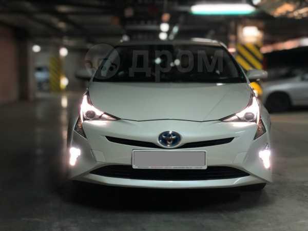 Toyota Prius, 2017 год, 1 650 000 руб.