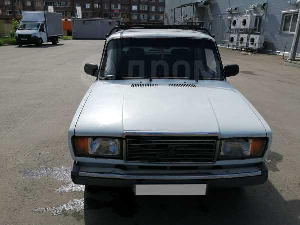 Лада 2107, 2005 год, 49 500 руб.