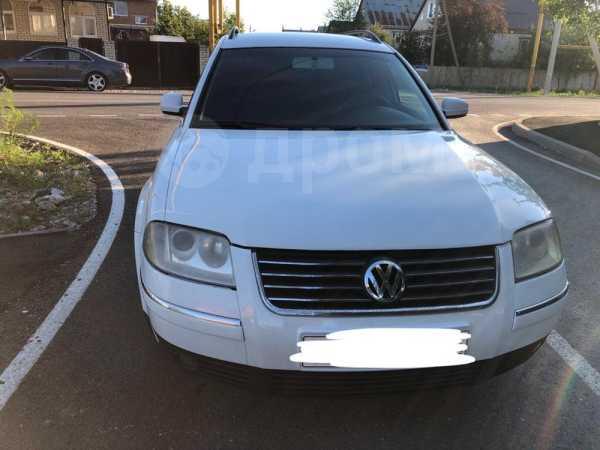 Volkswagen Passat, 2003 год, 255 000 руб.