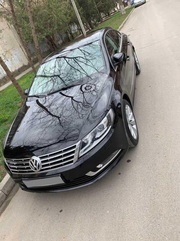 Volkswagen Passat CC, 2012 год, 835 000 руб.