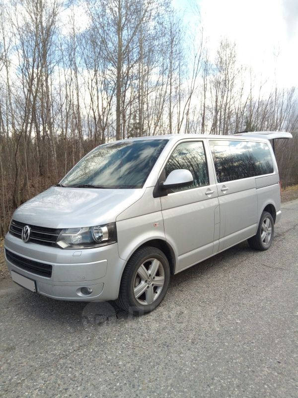Volkswagen Multivan, 2009 год, 1 100 000 руб.