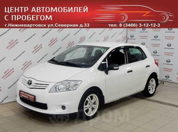 Toyota Auris, 2012 год, 695 000 руб.