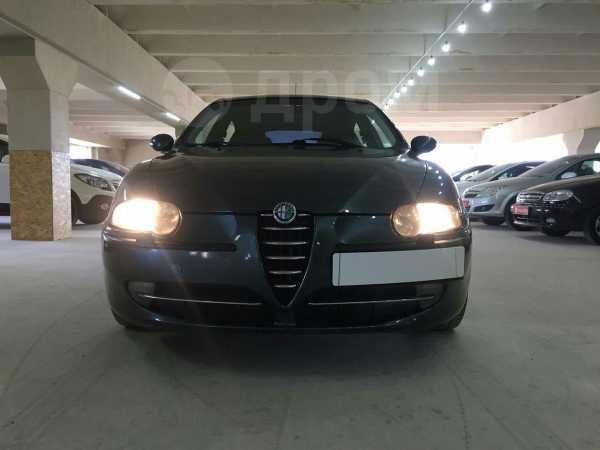 Alfa Romeo 147, 2002 год, 185 000 руб.