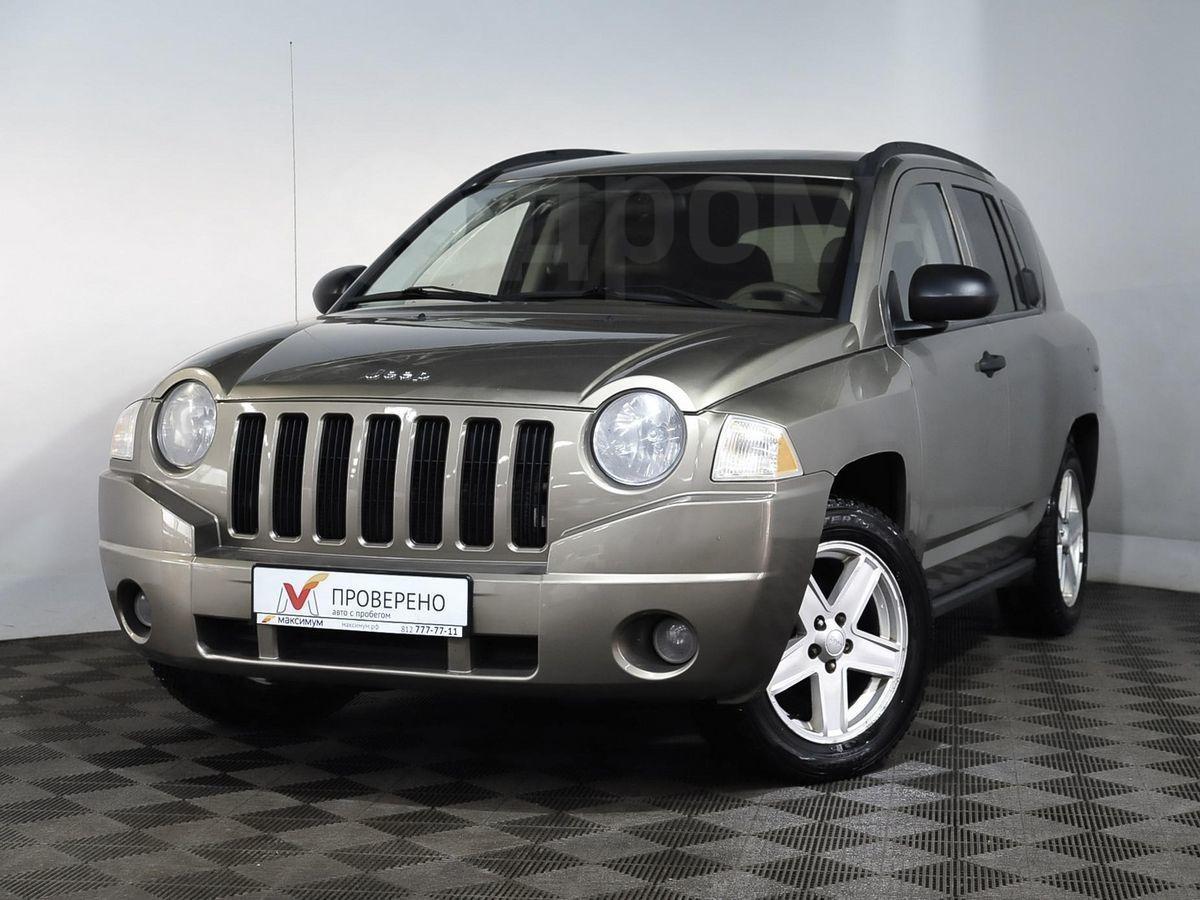 42264648f7a4e Купить Jeep Compass 2007 в Санкт-Петербурге, Jeep Compass ...