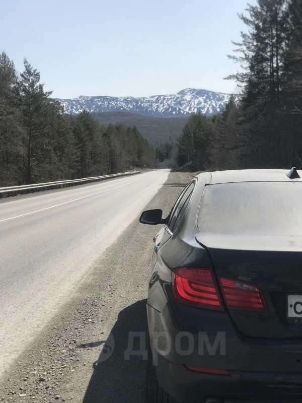 BMW 5-Series, 2010 год, 700 000 руб.