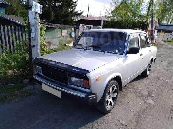 Лада 2107, 2010 год, 75 000 руб.