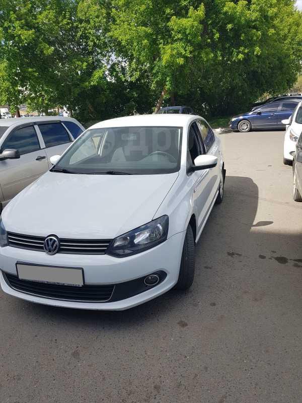 Volkswagen Polo, 2015 год, 525 000 руб.