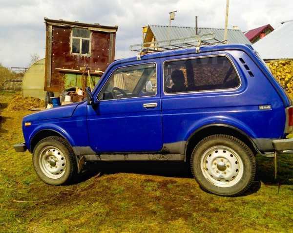 Лада 4x4 2121 Нива, 2001 год, 155 000 руб.
