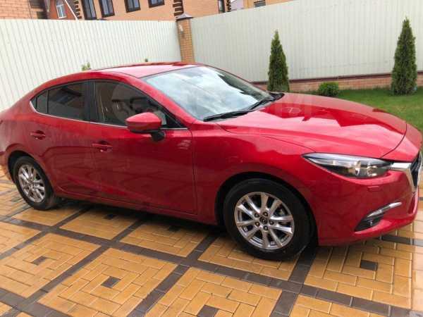 Mazda Mazda3, 2018 год, 1 300 000 руб.