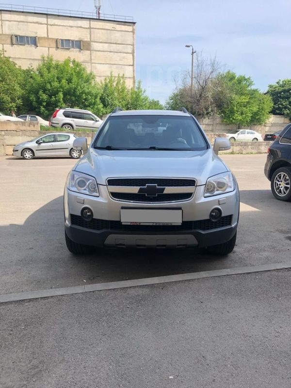 Chevrolet Captiva, 2011 год, 649 000 руб.