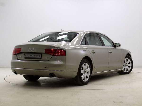 Audi A8, 2013 год, 999 000 руб.