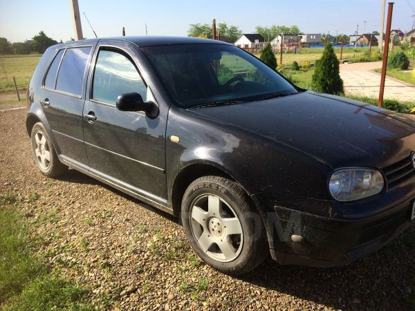 Volkswagen Golf, 1998 год, 190 000 руб.