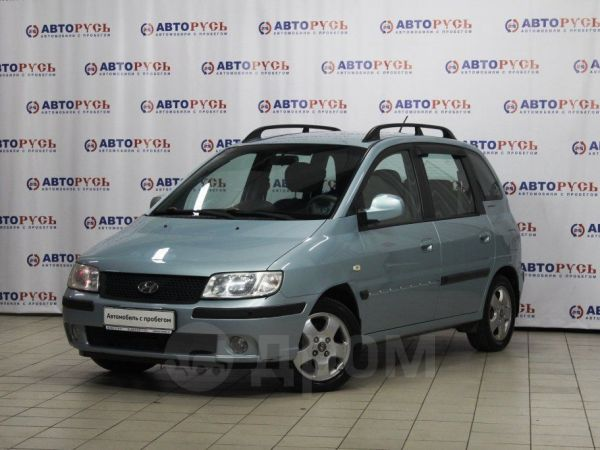 Hyundai Matrix, 2008 год, 290 000 руб.