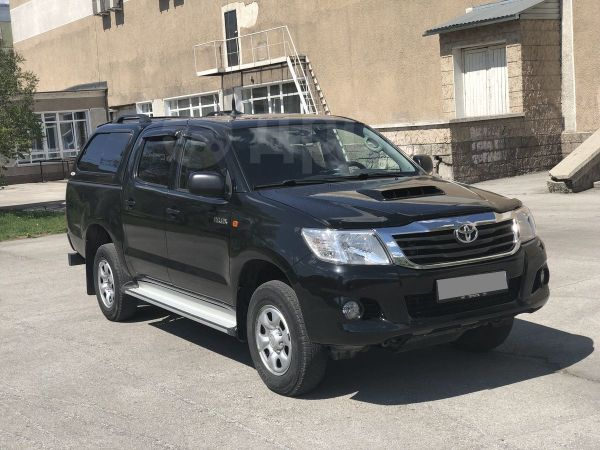 Toyota Hilux Pick Up, 2013 год, 1 499 999 руб.