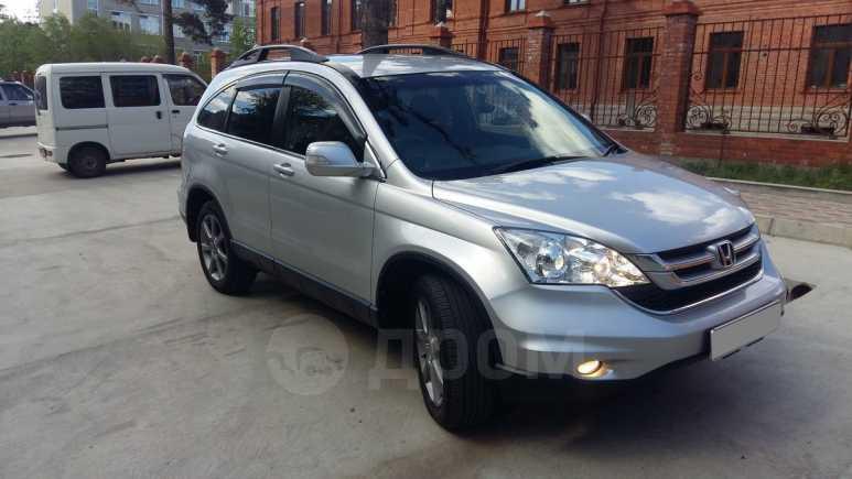 Honda CR-V, 2010 год, 967 000 руб.
