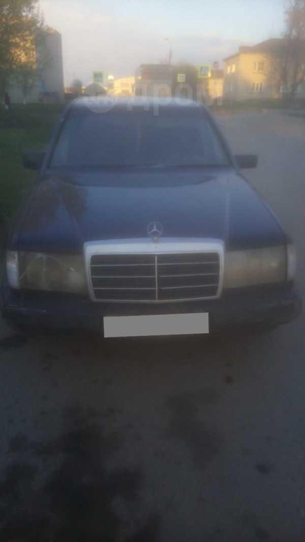 Mercedes-Benz E-Class, 1989 год, 160 000 руб.