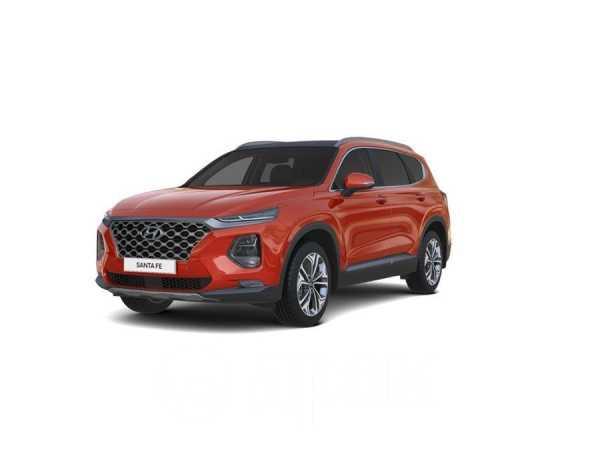 Hyundai Santa Fe, 2019 год, 2 898 177 руб.