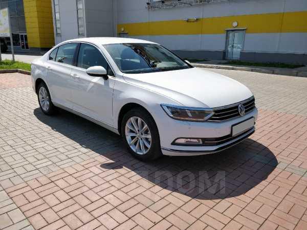 Volkswagen Passat, 2018 год, 1 890 000 руб.